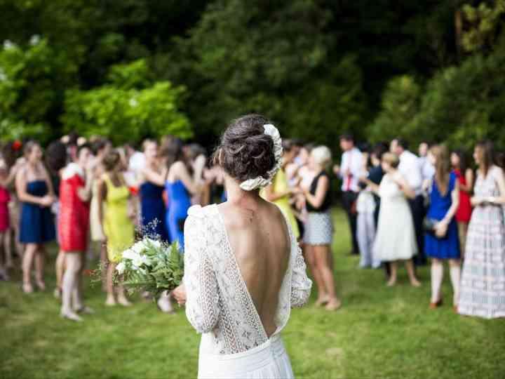 Lancio Bouquet Sposa.Lancio Del Bouquet E Della Giarrettiera Tra Tradizione E