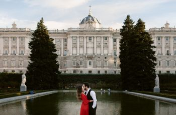 5 spendide città europee per un reportage post nozze da sogno
