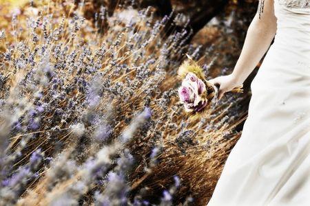 8 idee per decorare il vostro matrimonio con la lavanda