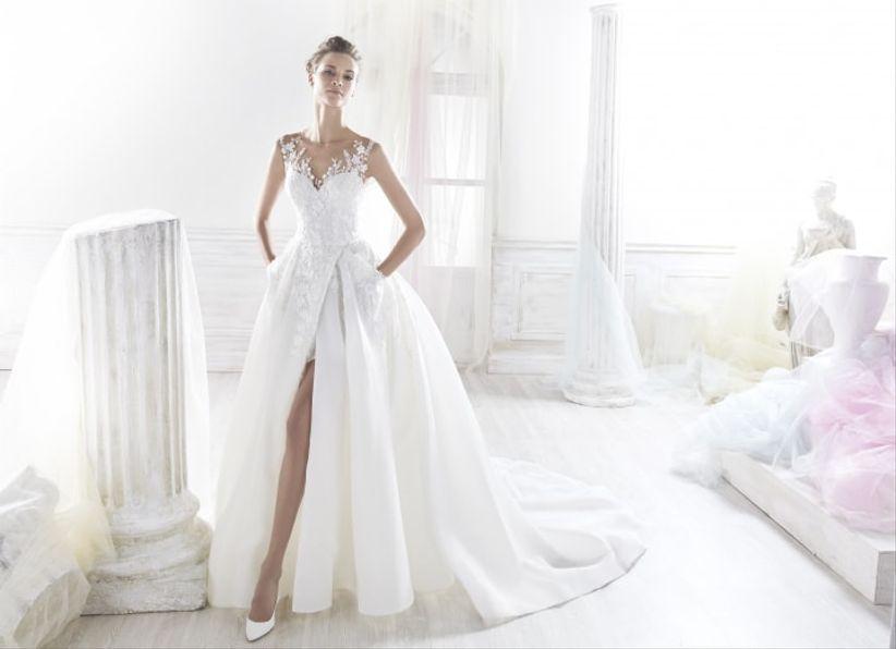 174e54c523cd Scarpe da sposa Nicole 2019  7 vertiginosi modelli da sogno