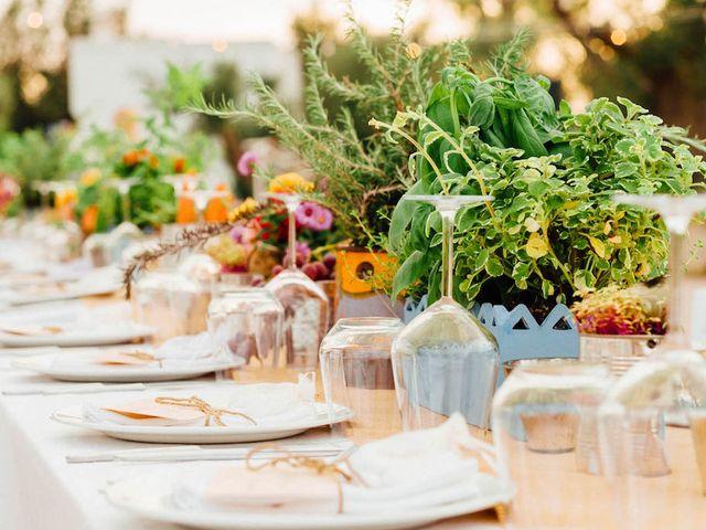 Menù di nozze vegano: tante idee dall'antipasto al dolce
