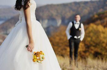 45 bellissime idee per decorare un matrimonio in autunno