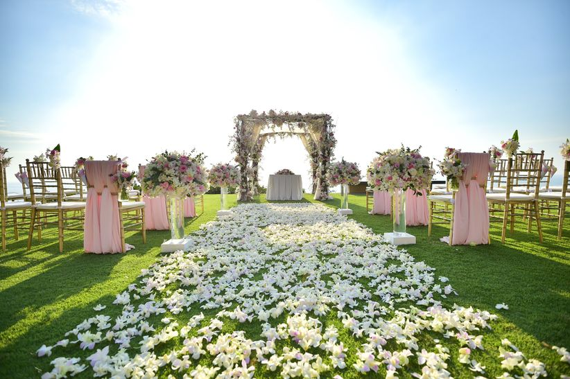 Glamour Wedding Mauritius