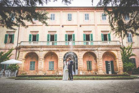 La location ideale per il vostro ricevimento? Scegliete una villa d'epoca!
