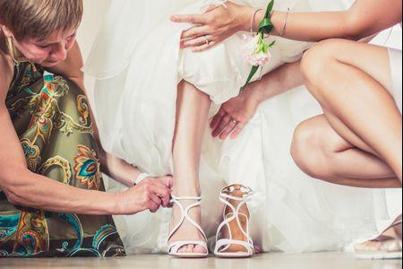 50 modelli di sandali sposa: il must dell'estate!