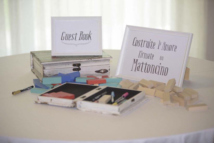 8 alternative originali al libro degli ospiti for Libro degli ospiti