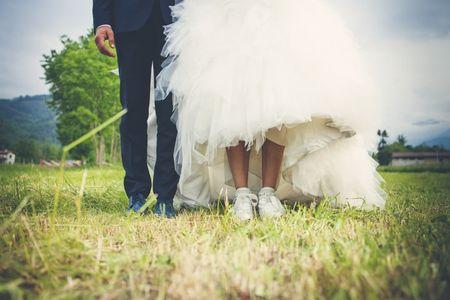 Scarpe di ricambio per la sposa, quel grande problema!