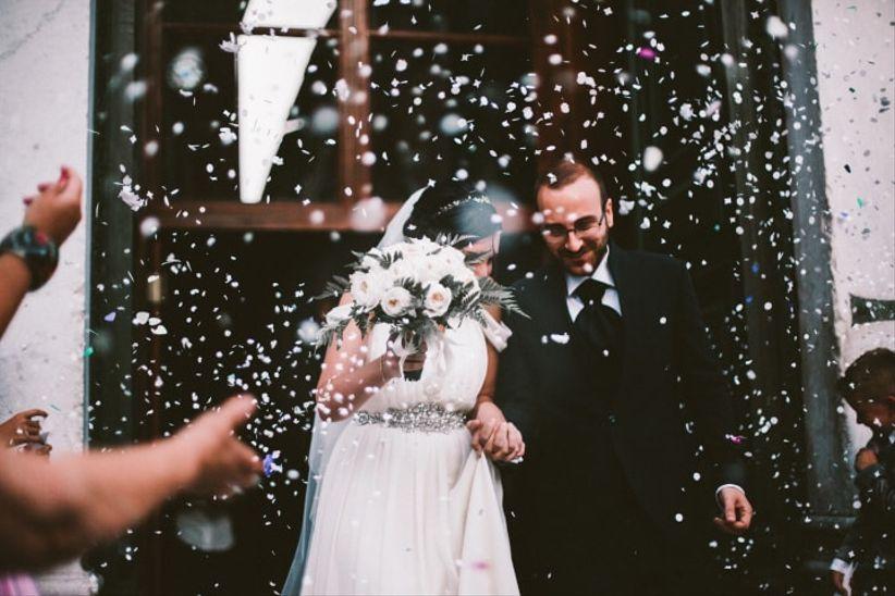 Matrimonio In Chiesa Vale Anche Civilmente : Coriandoli solo all uscita della chiesa ecco altri modi