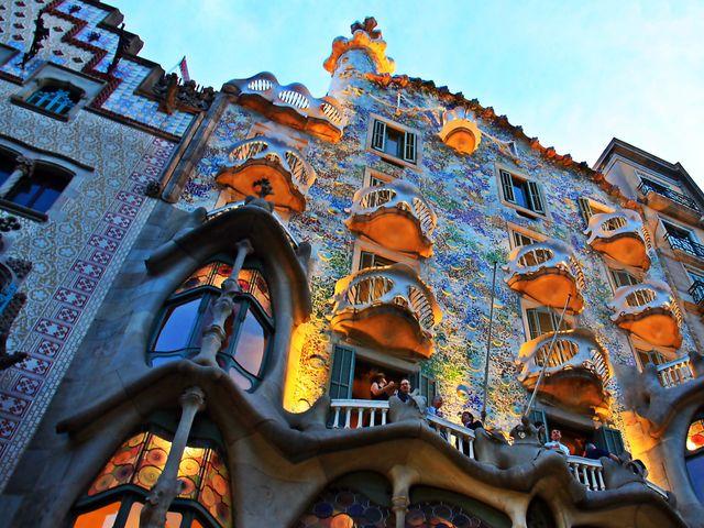 Luna di miele a Barcellona e tour in Costa Brava