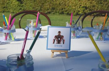 Il tavolo dei bambini: 10 proposte per i vostri piccoli ospiti