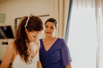 5 tipi di madri prima e durante il giorno delle nozze