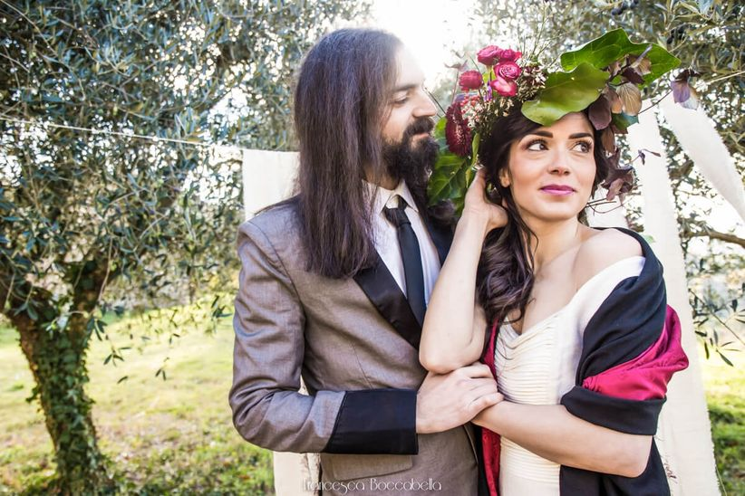 Uomo Matrimonio Boho Chic : Idee e consigli per organizzare un matrimonio in stile
