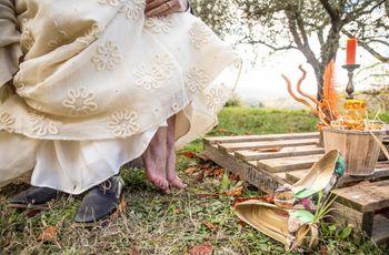 Idee e consigli per organizzare un matrimonio in stile Boho Chic