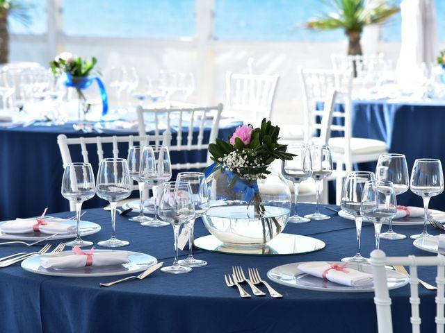 Nel blu dipinto di blu, come colore tema delle vostre nozze