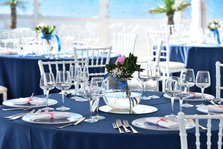 Nel blu dipinto di blu: il colore tema delle vostre nozze