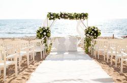 Liberalizzata cerimonia civile in spiaggia