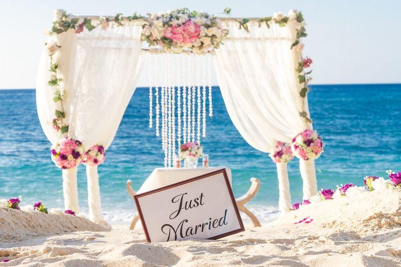 Matrimonio Spiaggia Decorazioni : Idee per le decorazioni del vostro beach wedding