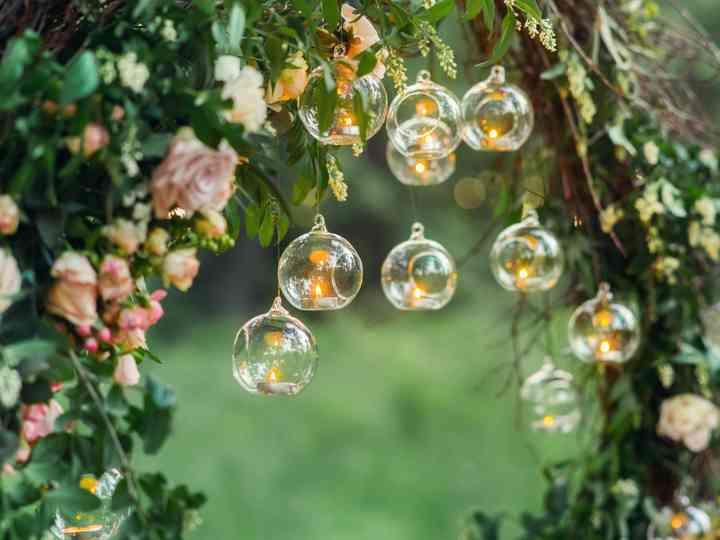 Decorazioni economiche e di tendenza: 7 spunti per le vostre nozze