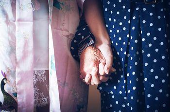 7 tipi di nonni da fotografare il giorno delle vostre nozze