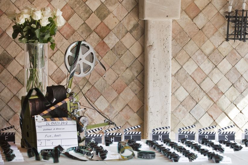 Veronica Amati wedding planner