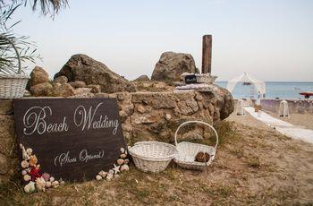 7 cose da sapere sul vostro Beach Wedding