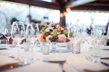 Centrotavola con frutta: 30 idee per decorare il tuo matrimonio con gusto