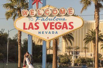 8 ragioni per celebrare matrimonio e luna di miele a Las Vegas
