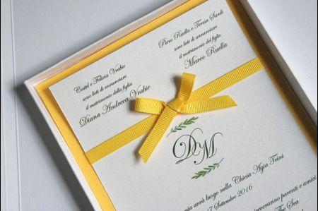 Partecipazioni Matrimonio Gialle.Yellow Is The Color Tante Idee E Consigli Per Le Vostre Nozze In