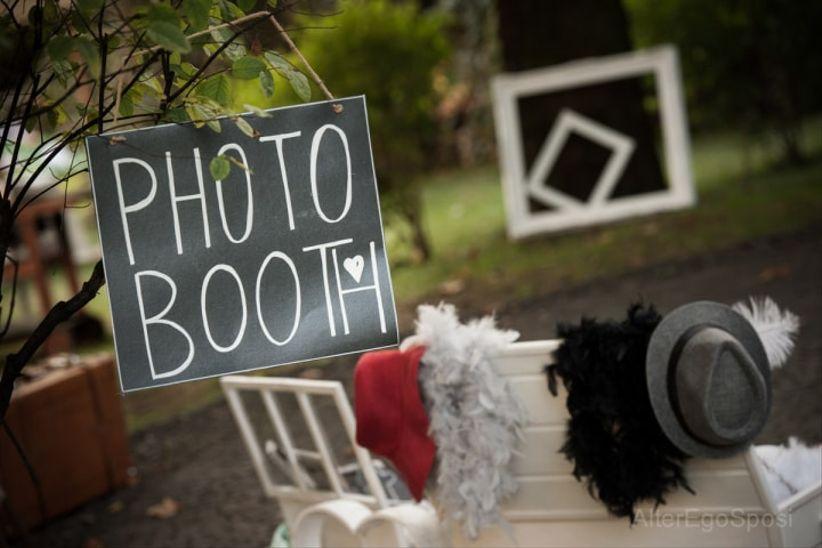 Amato 7 idee per il Photo Booth di matrimonio WS57
