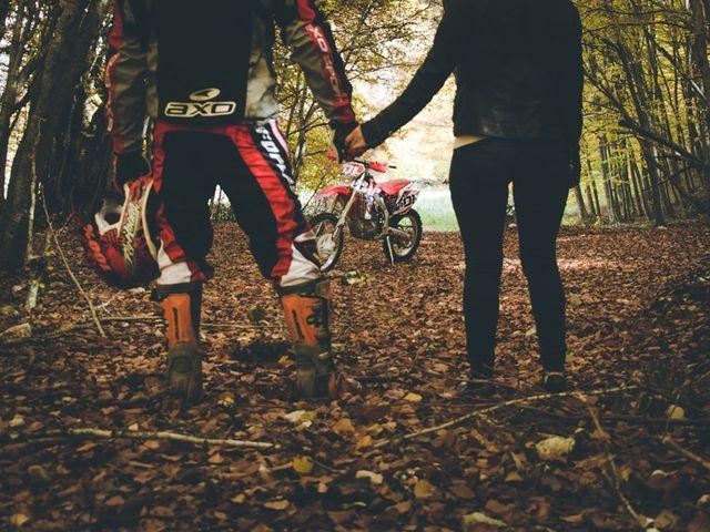 5 idee per sposi motociclisti