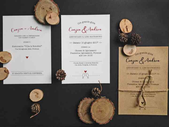 Partecipazioni Matrimonio Modelli Particolari.Cosa Scrivere Sulle Partecipazioni Ecco 10 Consigli Per Non Sbagliare