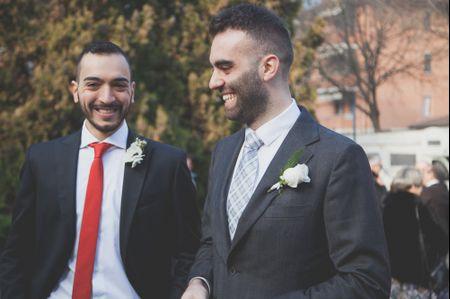 5 modi per fare contenti i vostri testimoni di nozze