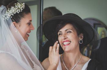 Quale vestito per la mamma della sposa?