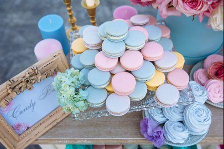 10 suggerimenti per organizzare un perfetto Candy Bar