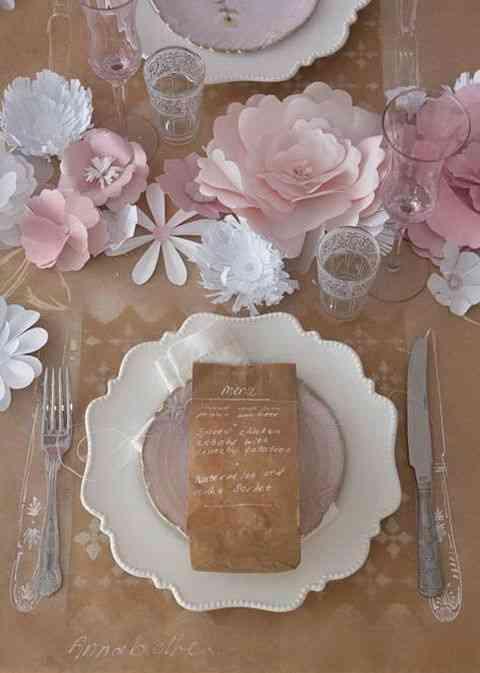 Flora Paper Design