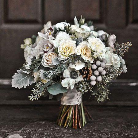 Bouquet Sposa Natale.20 Imperdibili Bouquet Per Un Matrimonio Invernale