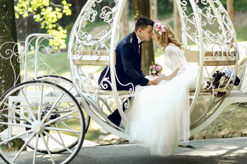 Matrimonio Tema Sirenetta : Once upon a time un favoloso matrimonio tema disney