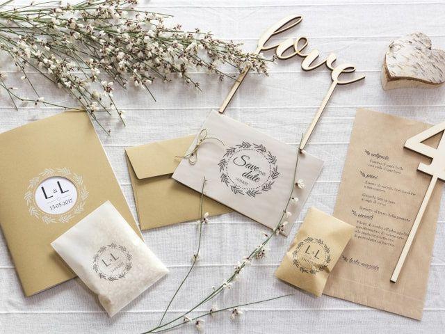 Famoso Partecipazioni di nozze | Idee Nozze UL61