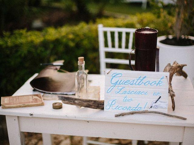 Un segno indelebile: 30 idee per il guestbook degli invitati