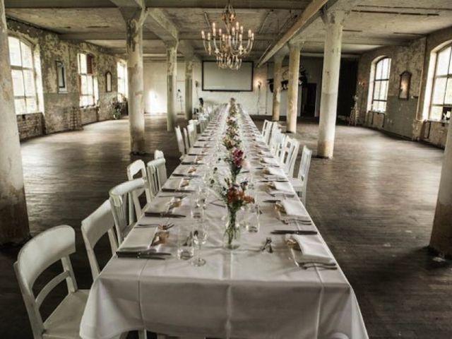 Matrimonio in loft: le vostre nozze dal sapore industrial chic