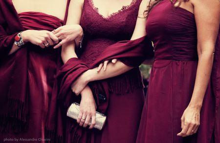 Dress code per invitate a un matrimonio di sera