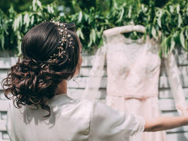 5 ottimi motivi per sfoggiare un raccolto il giorno delle nozze