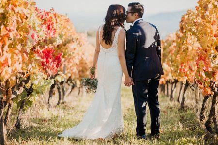 Dubbi sul matrimonio autunnale? Ecco 6 buoni motivi per farlo!