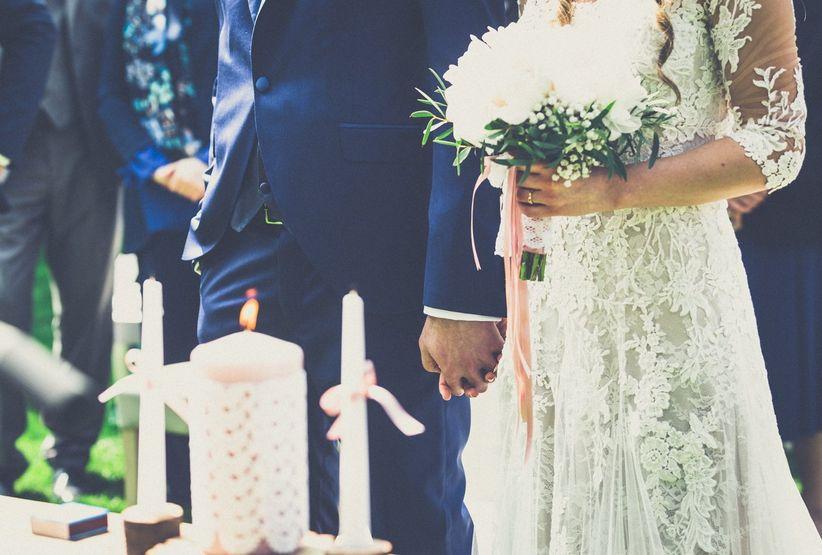 Unconventional Wedding Decor