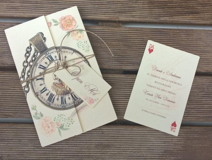 Matrimonio Alice In Wonderland : Per quanto tempo è sempre nozze da favola a tema