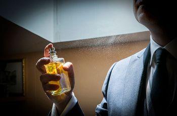Il profumo dello sposo, un dettaglio che fa la differenza!