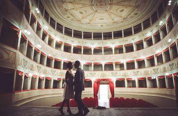 Matrimonio civile in teatro: un evento che lascerà tutti senza fiato!
