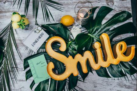 Si può decorare un matrimonio senza fiori? Ecco 7 modi per dire sì!