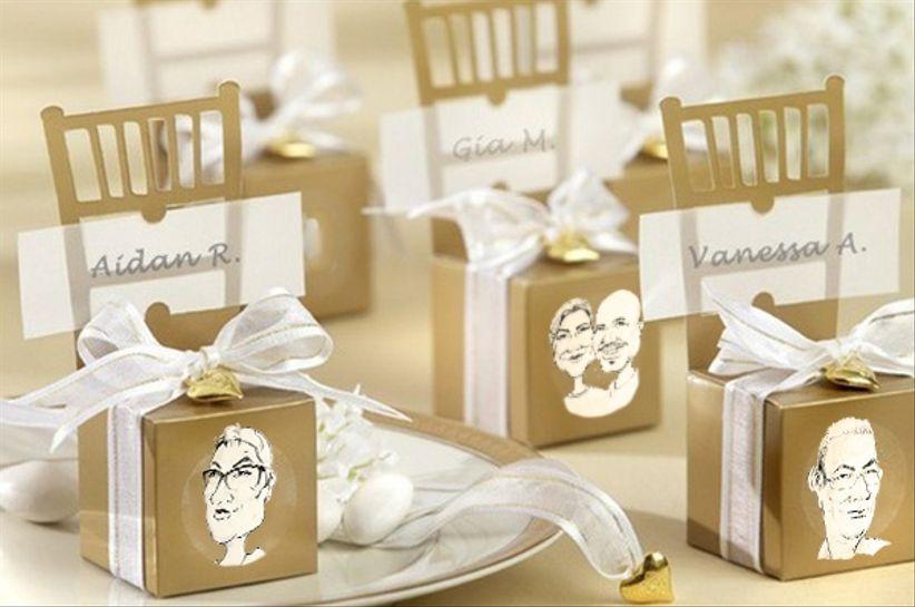 Decorazioni per matrimonio 45 idee originali per le vostre nozze - Idee originali per segnaposto matrimonio ...