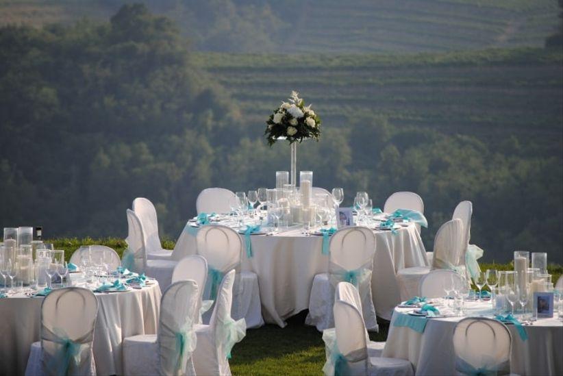 nozze come decorare il giorno speciale : Come decorare un tavolo rotondo il giorno delle nozze Nozze di ...